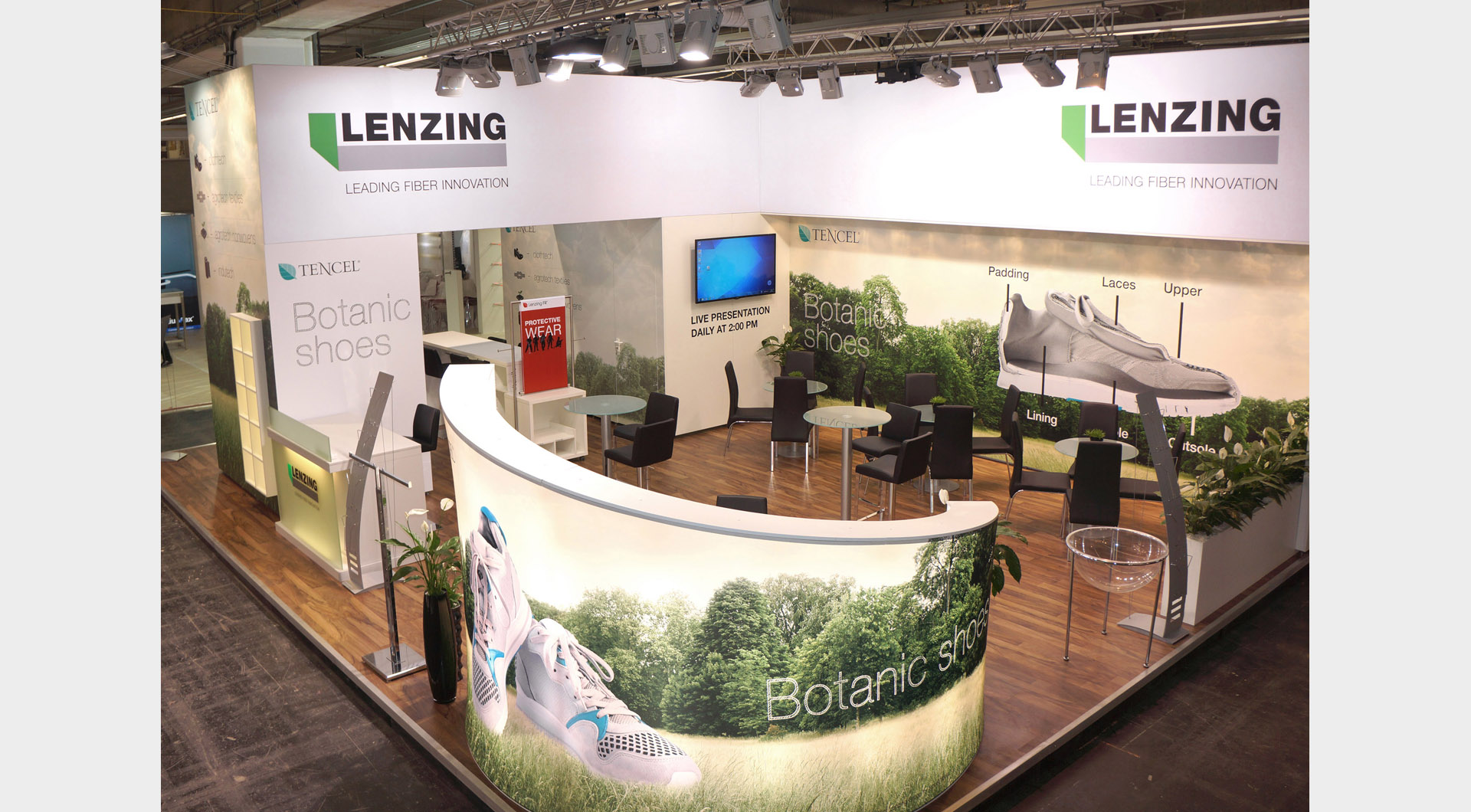 ms|messe - Lenzing - ms|gruppe°