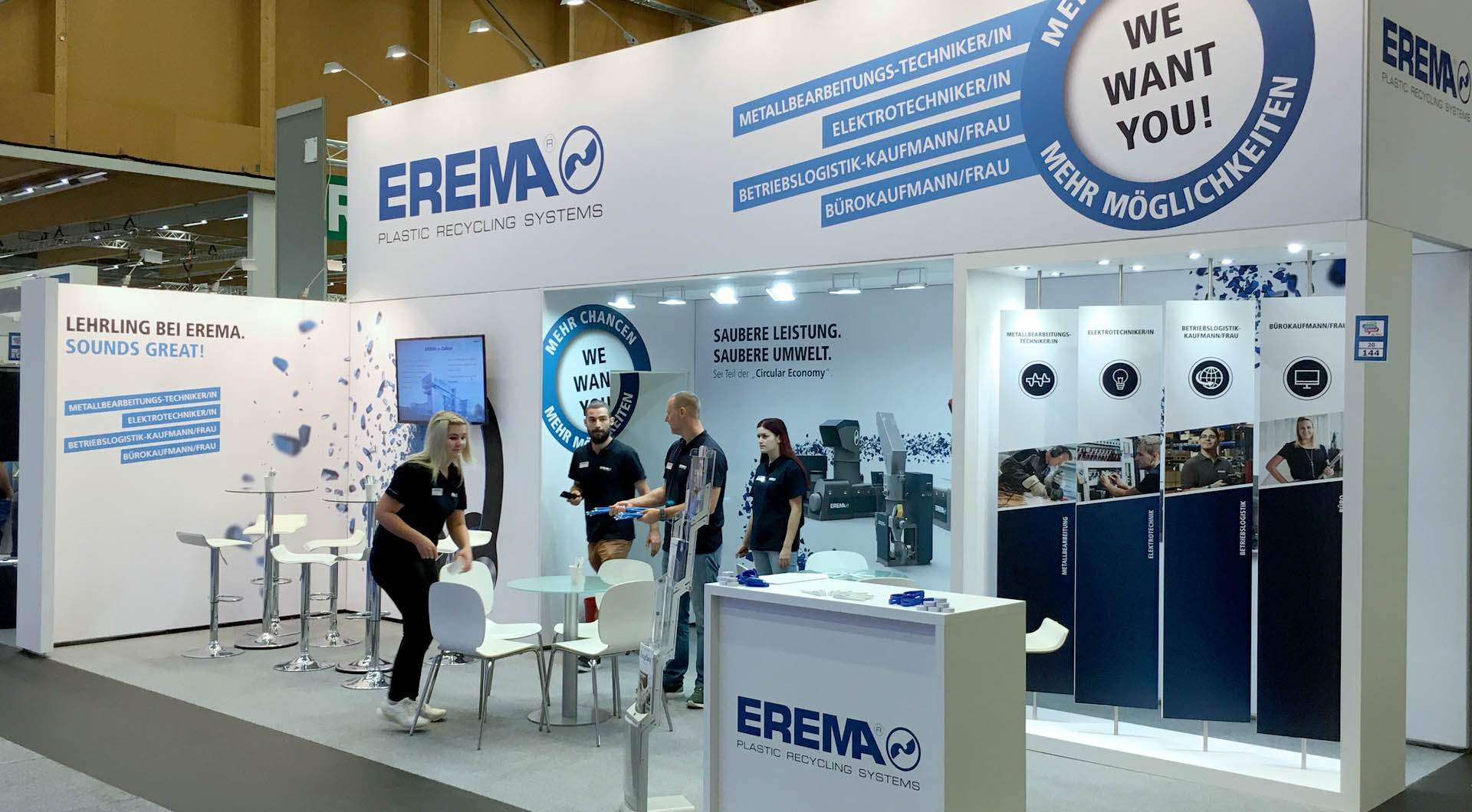 ms|messe - EREMA - ms|gruppe°